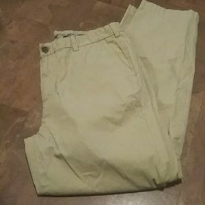 Brooks Brothers Clark Fit 100% Cotton Khakis 38/34